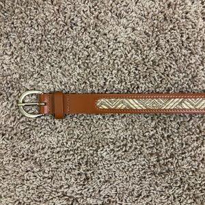 JCrew || Woven Belt